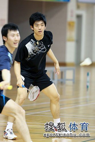 Badminton wallpaper called Lee Yong Dae