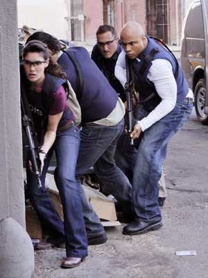 NCIS: Los Angeles wallpaper with a street entitled Legend Part 1&2