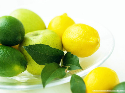 레몬 바탕화면
