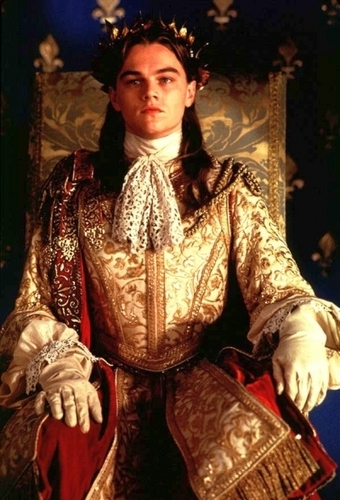 Leonard DiCaprio as Louis XIV