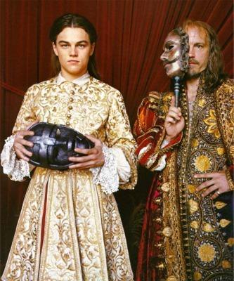 Leonardo DiCaprio and John Malkovich Publicity Shot