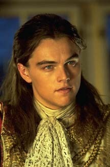 Leonardo DiCaprio as Louis/Philippe