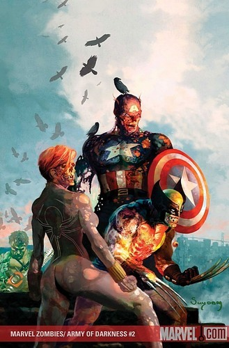 Marvel Zombies - zombies Photo