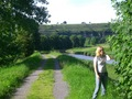 Me *AFRAID* by the river