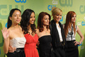 Melrose Place cast at CW Upfronts