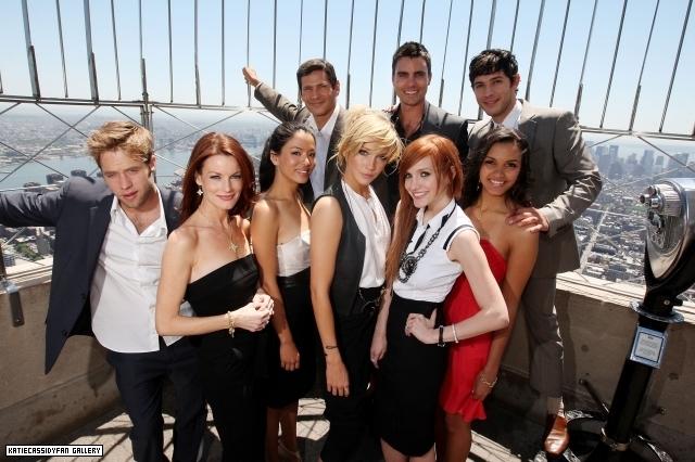 Melrose Place Cast Season 1 Melrose Place Cast