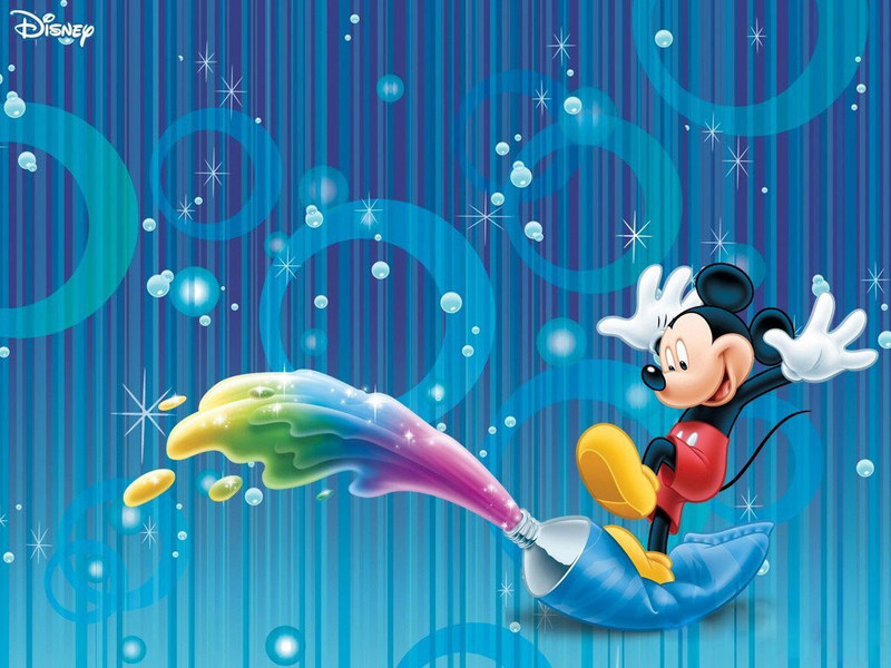 Mickey Mouse Wallpaper - Disney Wallpaper (6366036) - Fanpop