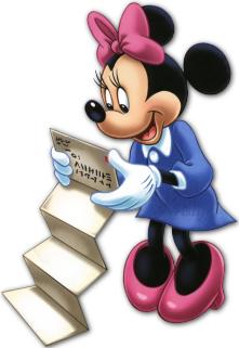Minnie 쥐, 마우스