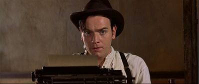 Ewan McGregor kertas dinding probably containing a fedora titled Moulin Rouge screencaps.