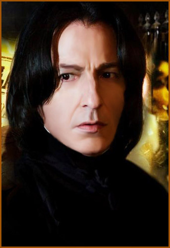 My favorito! Severus