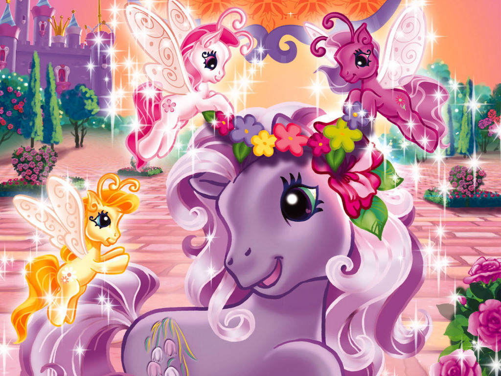 My Little Pony My Little Pony Wallpaper