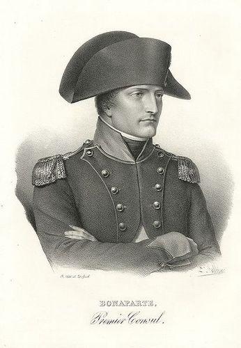 Napoleon as First Consul