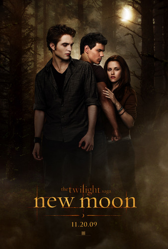New Moon Poster.