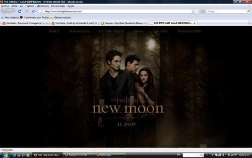 New Moon Site