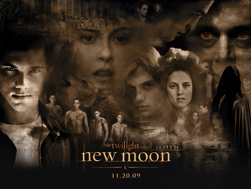 New Moon poster fanmade