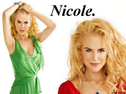 Nicole দেওয়ালপত্র