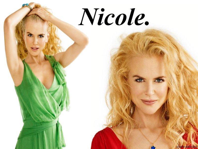 Nicole wallpaper