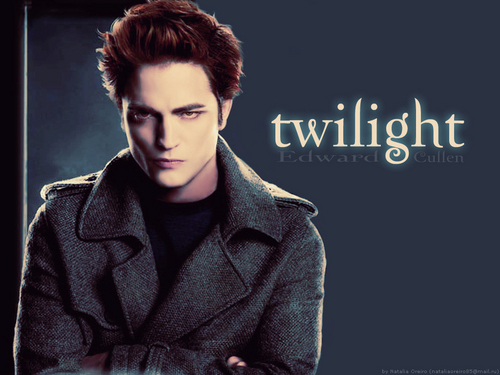 O.C.D - edward-cullen Wallpaper