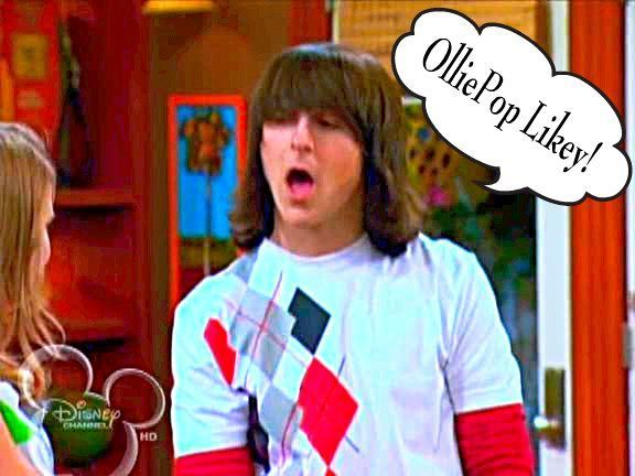OlliePop Likey!
