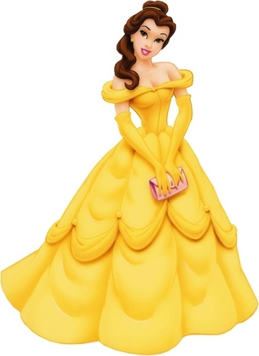 Belle wallpaper called Princess Belle