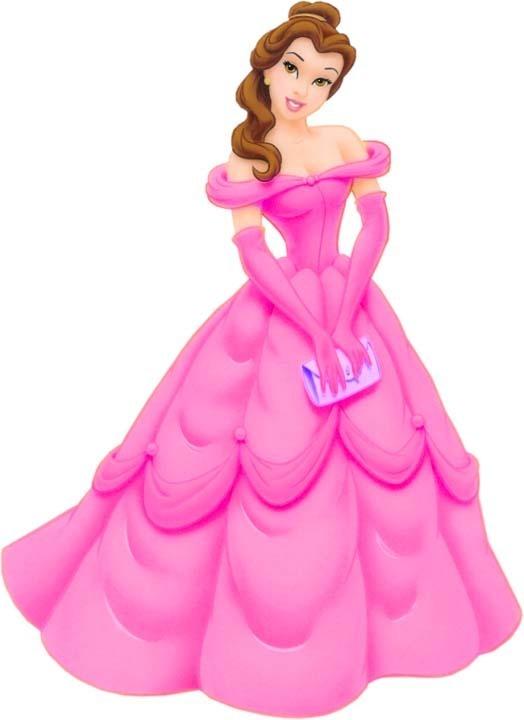 Princess Belle - Belle Photo (6383597) - Fanpop Beauty And The Beast Belle Pink Dress
