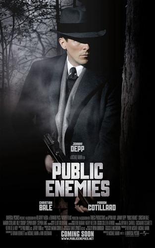 Public Enemies poster (official)