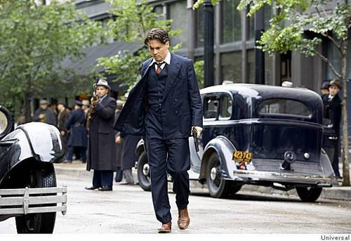 Public Enemies promotional photo