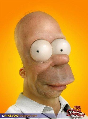 Real Homer