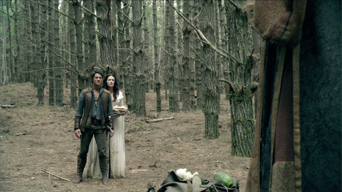 Richard and Kahlan - richard-and-kahlan Screencap
