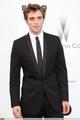 Robert Pattinson at the amfAR Cinema Against AIDS - twilight-series photo