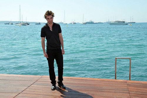 Robert in Cannes