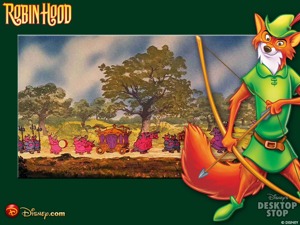 Walt Disney S Robin Hood Images Robin Hood Wallpaper Hd Wallpaper