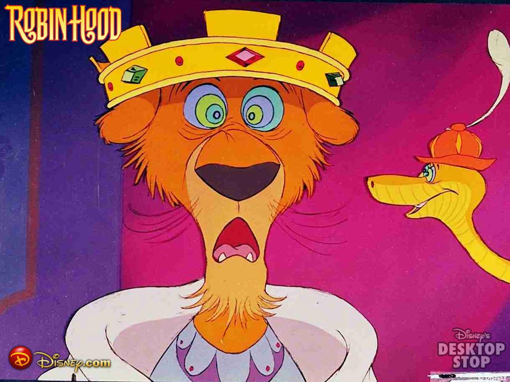 Walt Disney S Robin Hood Images Prince John Wallpaper Hd Wallpaper