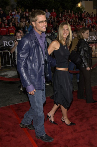 Rock तारा, स्टार Premiere - Los Angeles - 4 September 2001