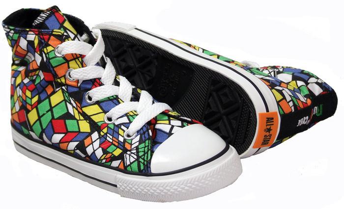 Rubik's cube converse's