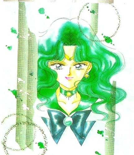 Sailor Neptune Обои called Sailor Neptuno