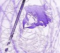 Sailor Saturn Manga