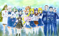 Sailor Senshi (Widescreen) - sailor-senshi wallpaper