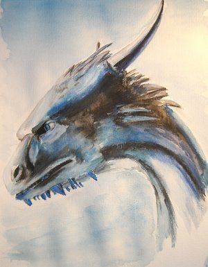 Saphira Portrait