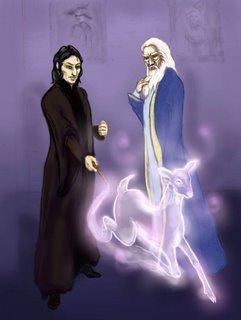 Severus&Dumbledore