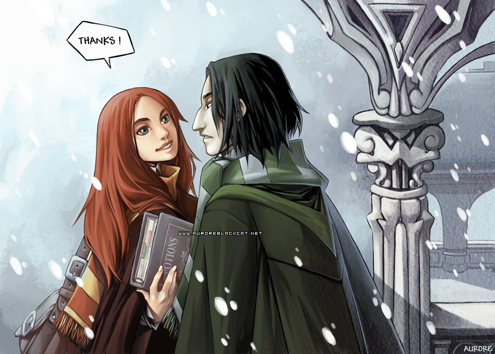 severus and lily - photo #19