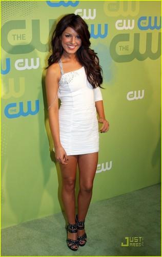 Shenae @ 2009 CW Network Upfronts