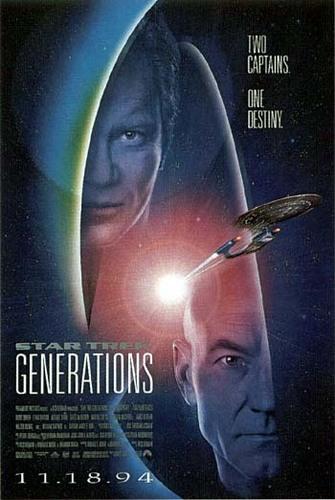 étoile, star Trek 7
