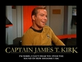 Star trek captain kirk - star-trek fan art