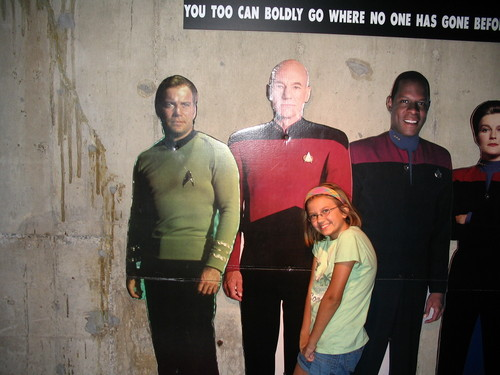 StarbucksBunny & Captin Picard
