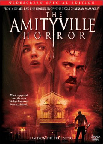 The Amityville Horror 2005 Cover