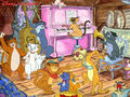 The Aristocats Wallpaper