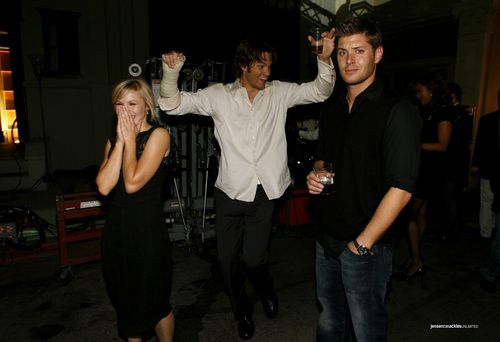 The CW Launch Party 2006 :D