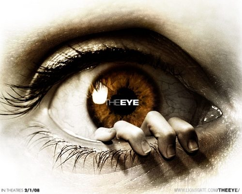 Horror Movies wallpaper called The Eye wallpapers