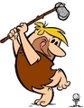 The Flintstones, Barney Rubble